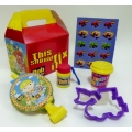 Bob the Builder Party Favor Boxes Filled